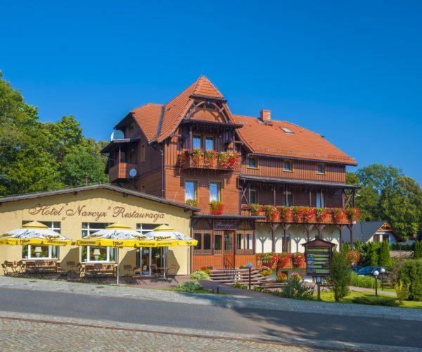 Hotel Narcyz i restauracja